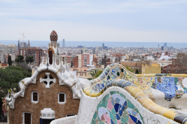 Park Guell 13